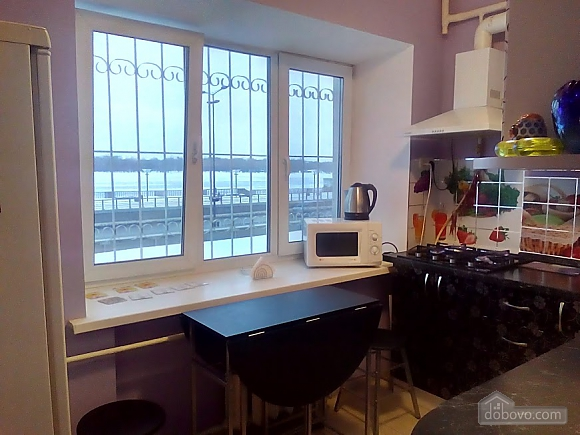 Apartment with view to the Dnipro, Una Camera (20368), 010