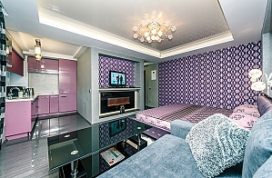 Apartment with jacuzzi, Monolocale, 003