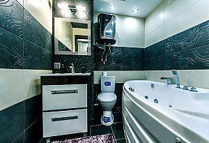 Apartment with jacuzzi, Monolocale, 005