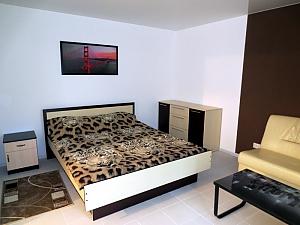 Апартаменты в европейском стиле, 1-комнатная, 001
