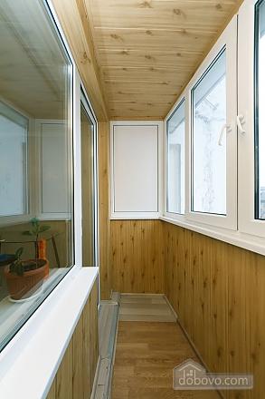 Квартира з високим та широким ліжком, 1-кімнатна (14639), 004