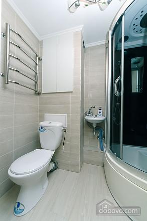 Квартира з високим та широким ліжком, 1-кімнатна (14639), 003