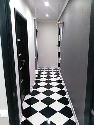 Квартира после ремонта, 2х-комнатная, 003