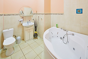 Apartment with jacuzzi, One Bedroom, 004