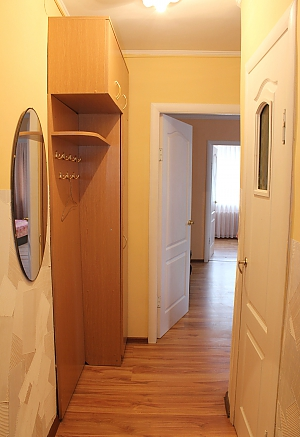 Apartment close to the centre, Zweizimmerwohnung, 006