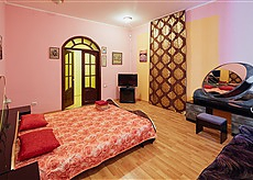 Spacious apartment for 5 persons, One Bedroom, 001