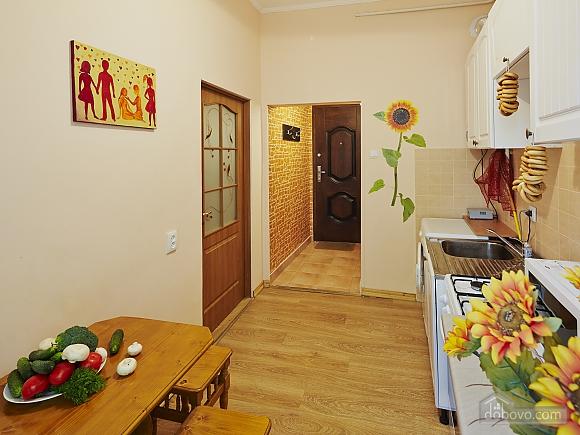 Уютная квартирка в центре, 1-комнатная (45518), 002