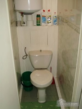 Квартира обустроена всем необходимым, 1-комнатная (53764), 009