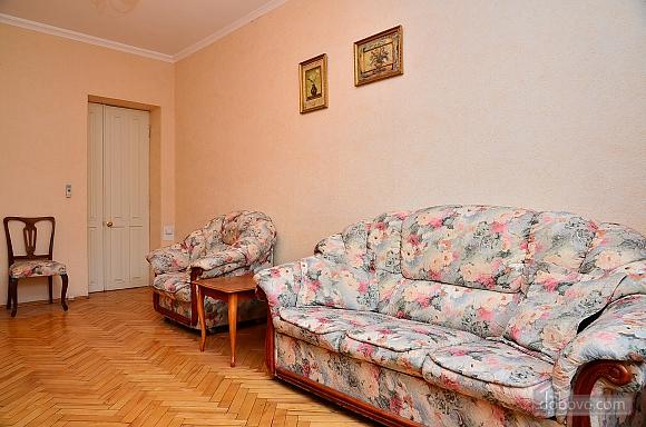 Уютная квартира на Крещатике, 2х-комнатная (85016), 003