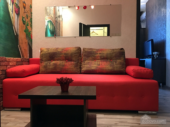 New luxury apartment in new building in the centre of Dnepropetrovsk, One Bedroom (50446), 004