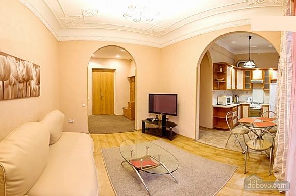 Затишні апартаменти, 2-кімнатна (12613), 002