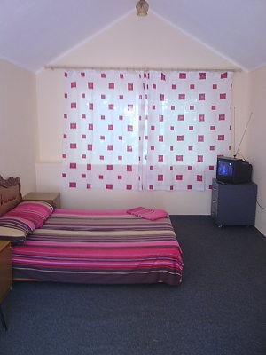Double room in the hostel, Studio, 003