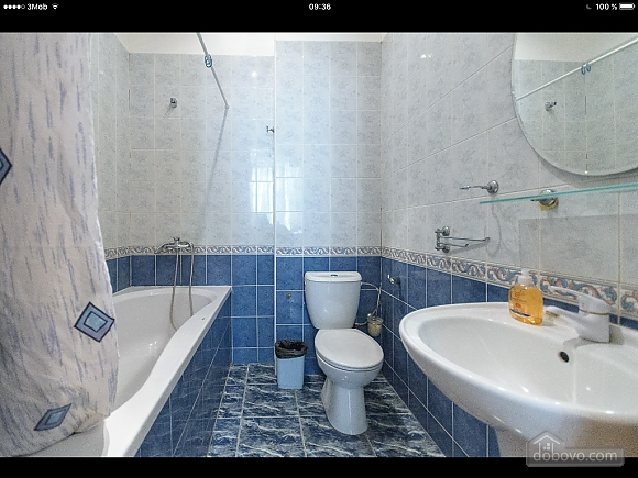 Apartment with 3 bathrooms, Dreizimmerwohnung (91212), 004