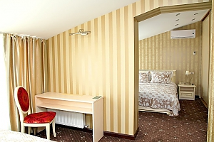 Family suite, One Bedroom, 002