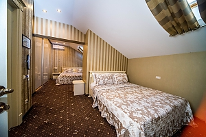 Family suite, One Bedroom, 001
