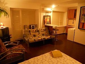 Квартира возле метро Вокзальная, 1-комнатная, 002