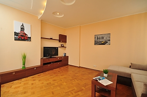 Spacious apartment in the center of the city, One Bedroom, 004