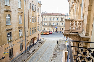 Apartment in the center of Lviv, Zweizimmerwohnung, 015