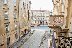 Apartment in the center of Lviv, One Bedroom, 015