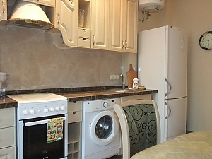 Luxurious accommodation in the city center of Kharkov, Two Bedroom, 004