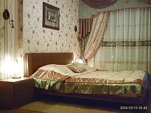 Amazing 4 rooms apartment in Kharkov city center, Two Bedroom, 004