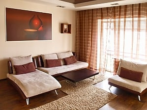 Amazing 4 rooms apartment in Kharkov city center, Two Bedroom, 001