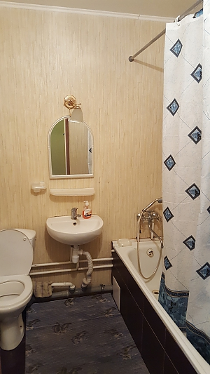 Excellent apartment in a new house, Studio, 005