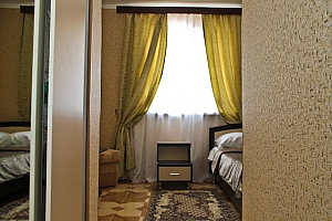 Double suite at Poseidon hotel, Studio, 002