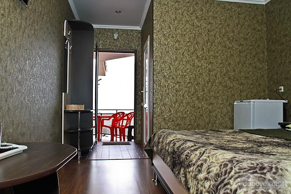 Standard double suite with balcony and view of mountain, Monolocale (33450), 004
