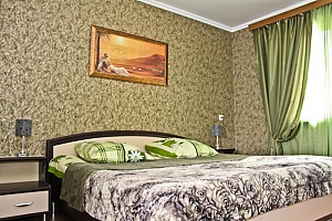 Standard double suite with balcony and view of mountain, Studio, 001