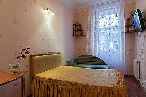 Cozy apartment in the central part of Lviv, Studio, 001