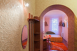 Cozy apartment in the central part of Lviv, Monolocale, 004