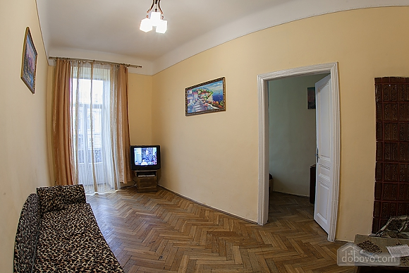 Современная квартира, 2х-комнатная (98550), 002