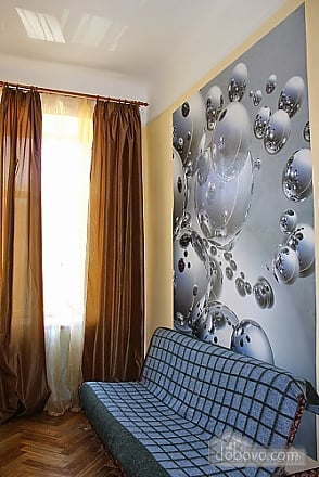 Apartment with big and comfortable bed, Studio (40026), 006