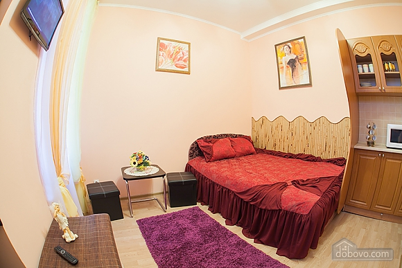 Apartment with big and comfortable bed, Studio (40026), 001
