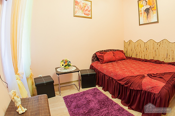 Apartment with big and comfortable bed, Studio (40026), 002