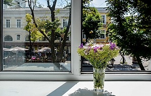 Luxury studio apartment, Monolocale, 004