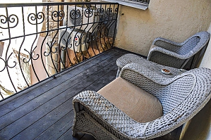 Luxury studio apartment, Monolocale, 009