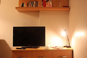 Апартаменти студіо, 1-кімнатна, 002