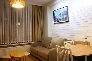 Світлі апартаменти, 2-кімнатна, 001