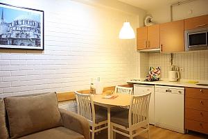 Світлі апартаменти, 2-кімнатна, 002