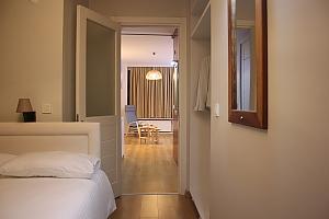 Світлі апартаменти, 2-кімнатна, 004