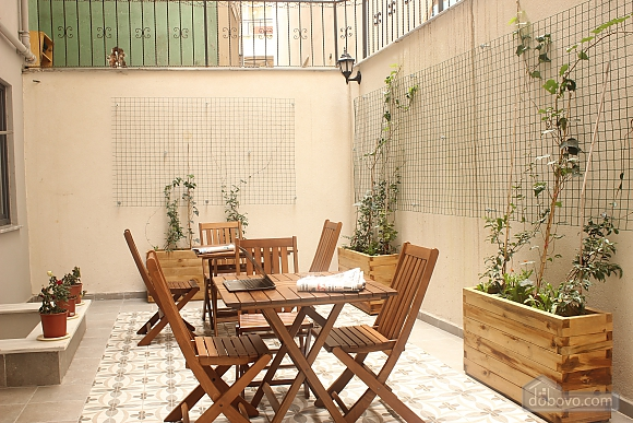 Spacious apartment, Dreizimmerwohnung (69206), 002