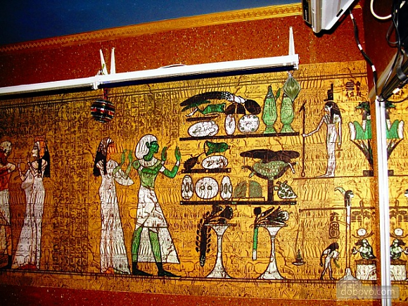 Apartment in the egyptian style, Monolocale (61597), 005