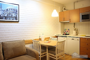 Bright apartment, One Bedroom, 002