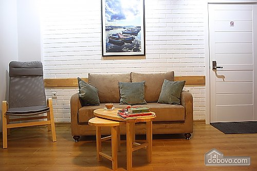Светлая и уютная квартира, 2х-комнатная (81462), 005