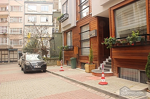 Apartment in calm colors, Zweizimmerwohnung, 009