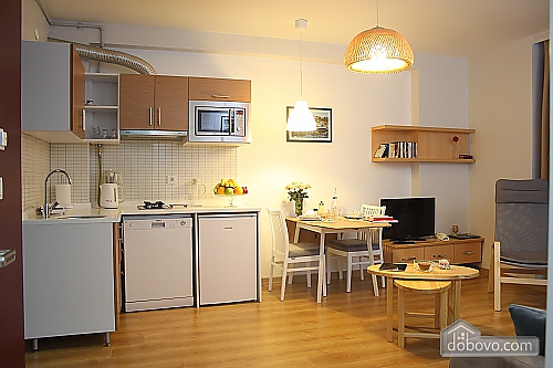 Apartment in nice colors, Zweizimmerwohnung (44769), 005