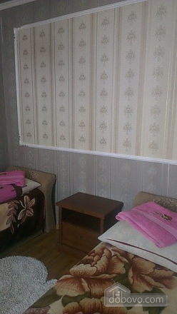 Затишна квартира в центрі, 1-кімнатна (14870), 002