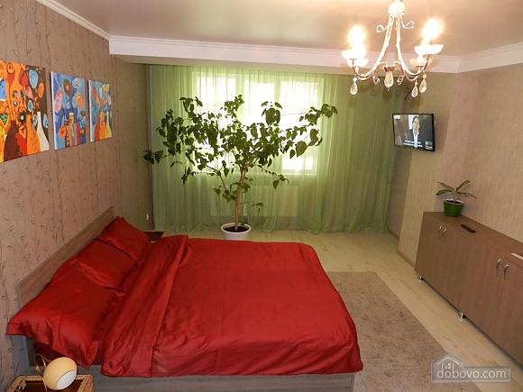 Затишна квартира в центрі Кишинева, 1-кімнатна (13892), 001